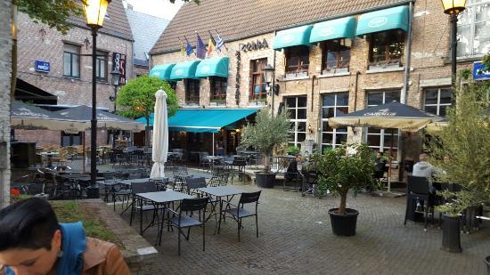 Zorba: Super restaurant et de qualité