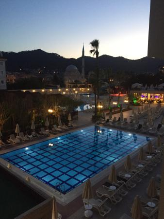 Julian Club Hotel: Just a few of the Many photos we took on this years holiday including views, the team and some a