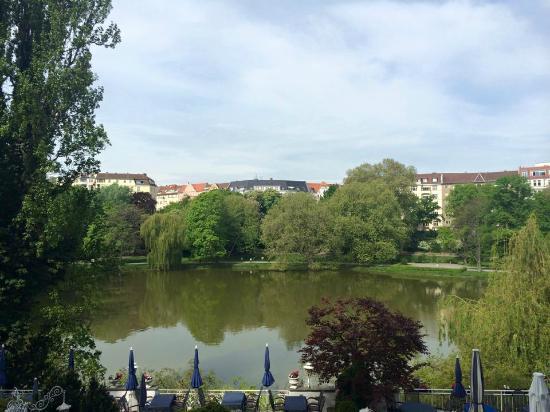 Seehof Hotel: schöne Aussicht