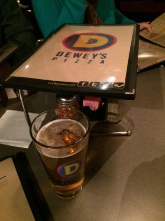 Dewey's Pizza on Madison
