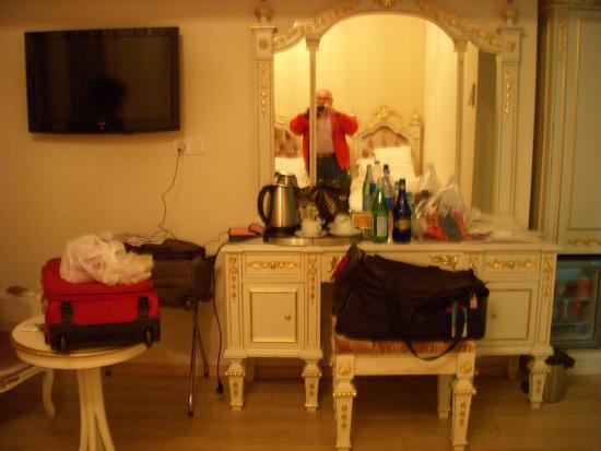 Karakoy Port Hotel: room on first floor