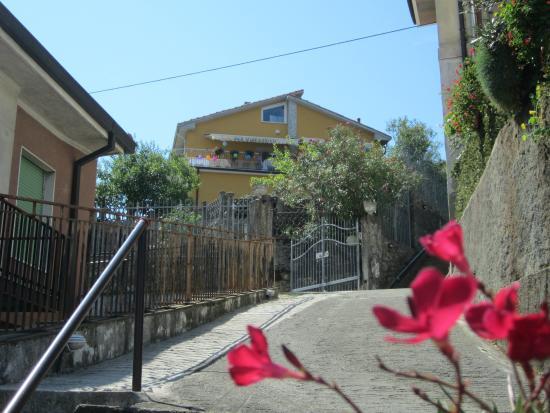BeB Mare e Monti: La villa