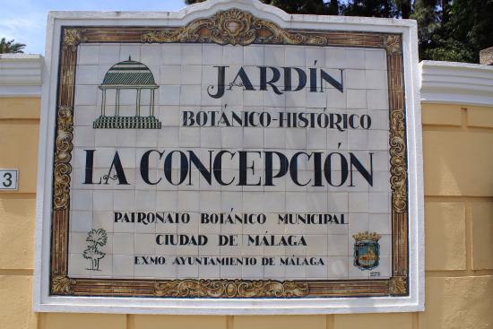 Cafetería Jardín Botánico La Concepción: Cafeteria Jardin Botanico La Concepcion