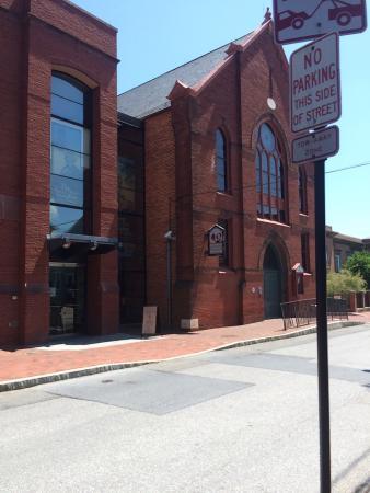 Banneker-Douglass Museum: The Museum