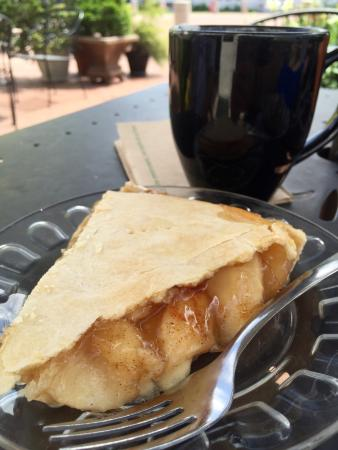 Berea Coffee & Tea: Wonderful food options!