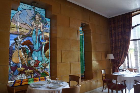 """Soundouss Hotel: Restaurant """"Les Deux Léopards"""""""