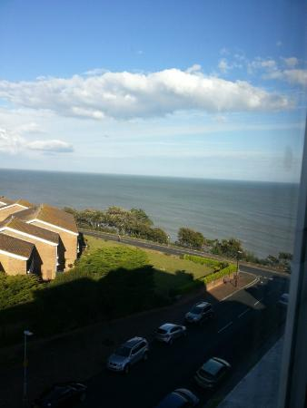 Hydro Hotel Eastbourne: stunning view from our room