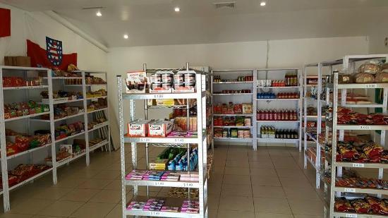 Simpson Bay, St. Maarten-St. Martin: The German Gourmet NV