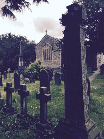 John Ruskin's Grave