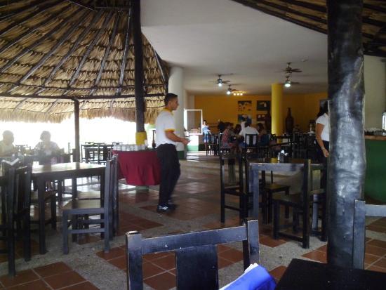 Hotel Kokobay: restaurante