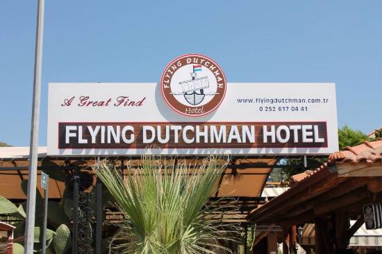 Flying Dutchman Hotel: Hotel