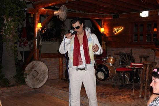 Flying Dutchman Hotel: Elvis