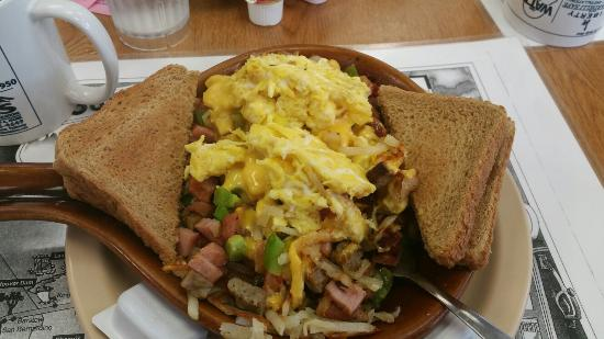 Sherman, IL: Ultimate Skillet