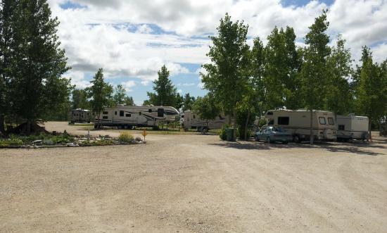 Dinosaur Trail RV Resort Cabins