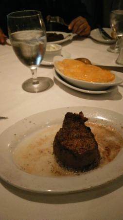 Ruth S Chris Steak House 8oz Fillet