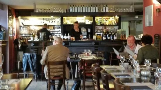 Le Rabelais : le bar