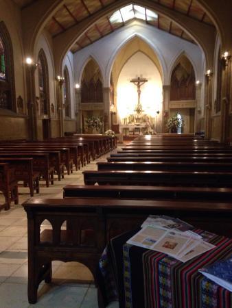 Iglesia Esclavas Del Sagrado Corazon de Jesus