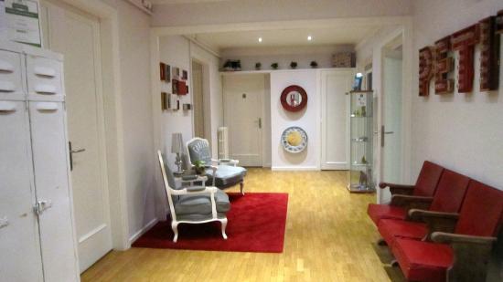 Petit Hotel : Lobby