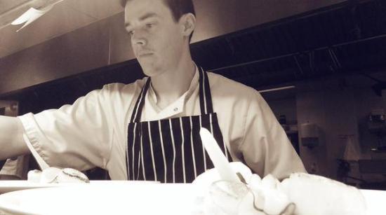 The Restaurant at Fitzwilliam Hotel: Chef