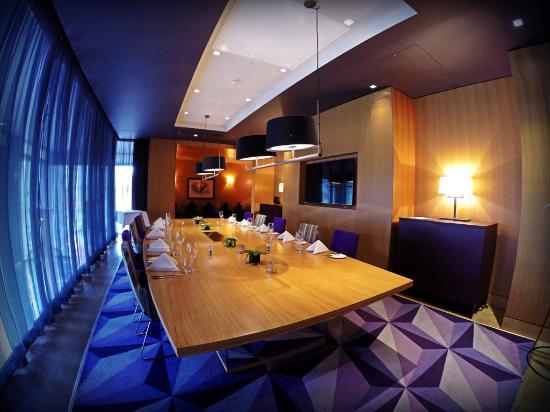 The Restaurant at Fitzwilliam Hotel: Private Dining
