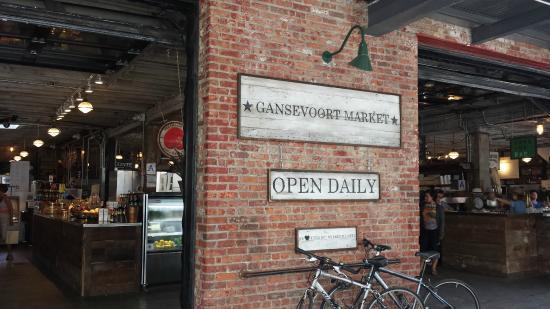 Gansevoort Market gansevoort market - picture of gansevoort market, new york city