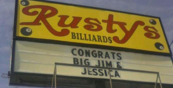 Rusty's Billiards Fort Worth
