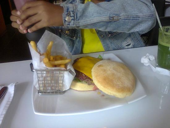 Hamburguesia: Make your own burger