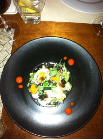 Antidote FoodLab: Salade de Fruit de Mer