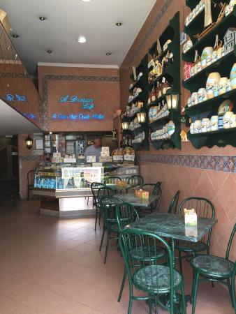 Cafe a Barrica