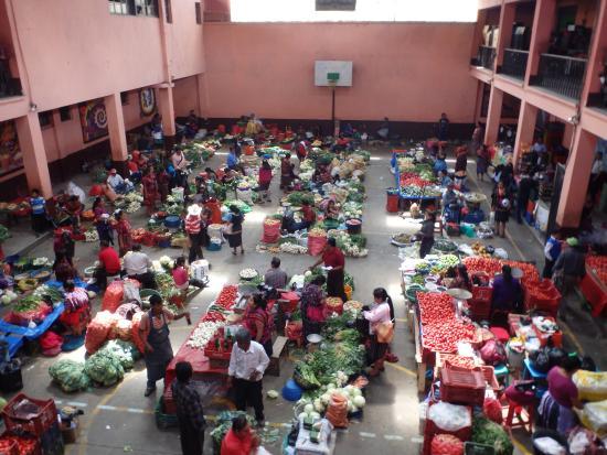 Gray Line Guatemala: Market in Chichicastenango
