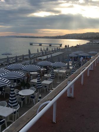 Hotel Saint Gothard: Promenade des anglais