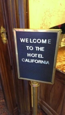 California am Kurfurstendamm : ресепшн