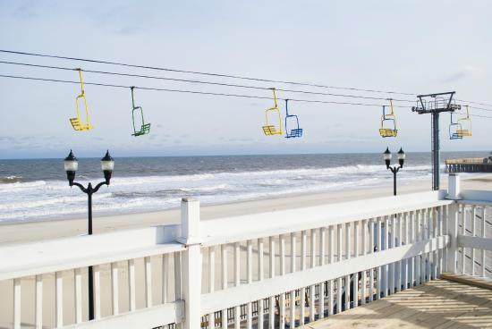 Seaside Heights, NJ: SkyRide anyone?
