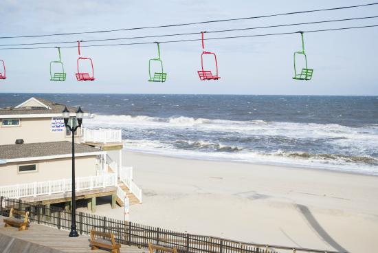 Seaside Heights, NJ: Boardwalk View