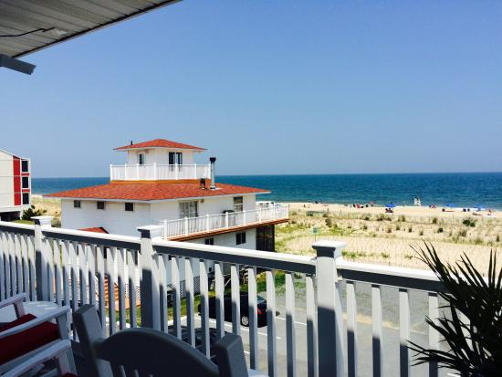 Adams Ocean Front Resort Motel And Villas Prices Hotel Reviews Dewey Beach De Tripadvisor
