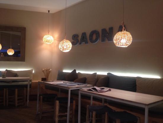 Arredamento in stile marinaro - Picture of Saona Gran Via, Valencia ...