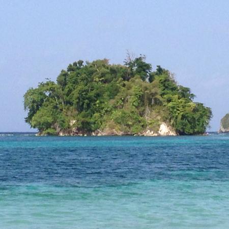 San San Beach : Monkey Island