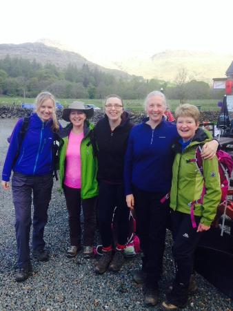 Kip in the Kirk: The West Highland Way