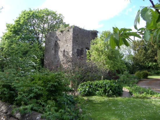 Tiverton Castle: Garden Tower