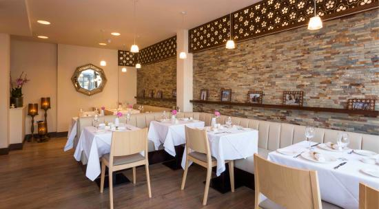 Yasmeen restaurant picture of yasmeen restaurant london for 1 blenheim terrace london nw8 0eh