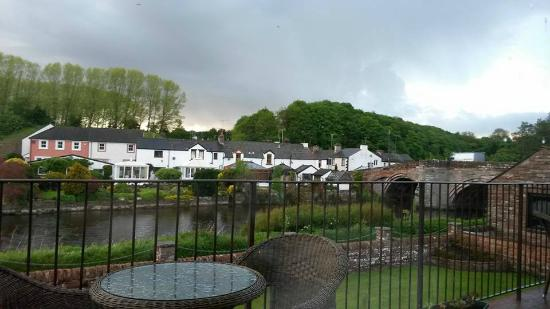River Garth Guest House: Fantastic View