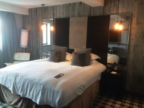 Malmaison Mal Club Room