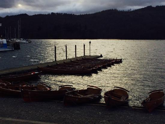 Bowness-on-Windermere, UK: We loved it!