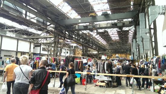 Photo of Tourist Attraction IJ-hallen Flea Market at T.t. Neveritaweg 15, Amsterdam 1021, Netherlands