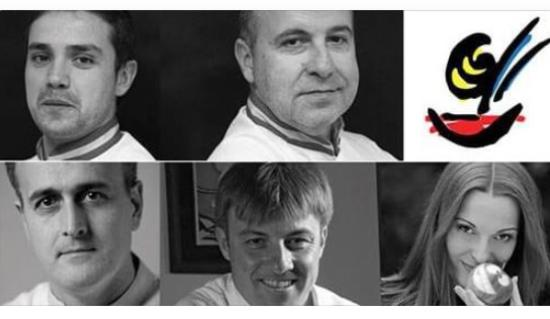 Restaurante Cal Sisquet: Equipo Copa del Mundo