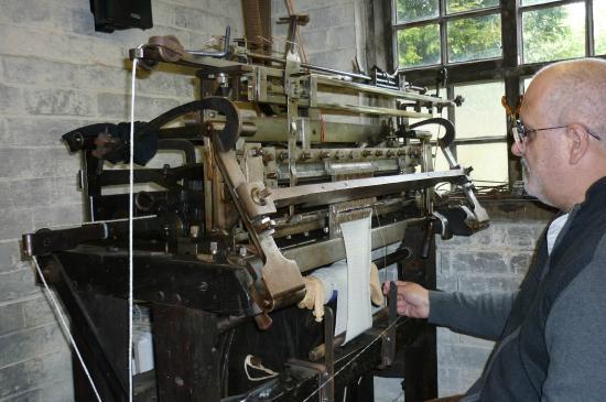 Wigston Framework Knitters Museum