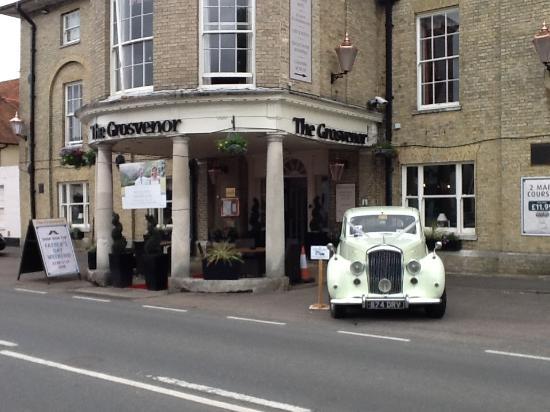 Photo of Grosvenor Hotel Stockbridge