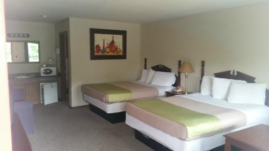 Homestead Motel: Superior Double Room