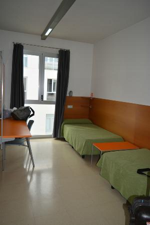Albergue Inturjoven & Spa Jaen: комната на двоих