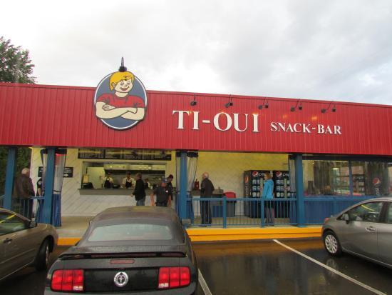 Ti-Oui Snack Bar: Ti-Oui